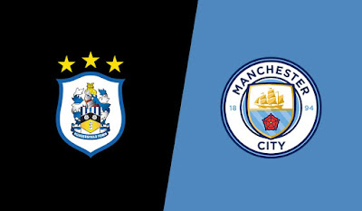 Live Streaming Huddersfield vs Manchester City EPL 20.1.2019