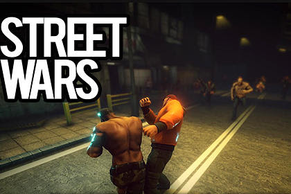 Download Game Android Street Wars Online Fighting [ Game Tawuran ]