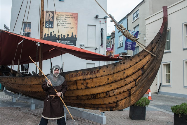Veðrafjǫrðr was the Viking's name for Waterford
