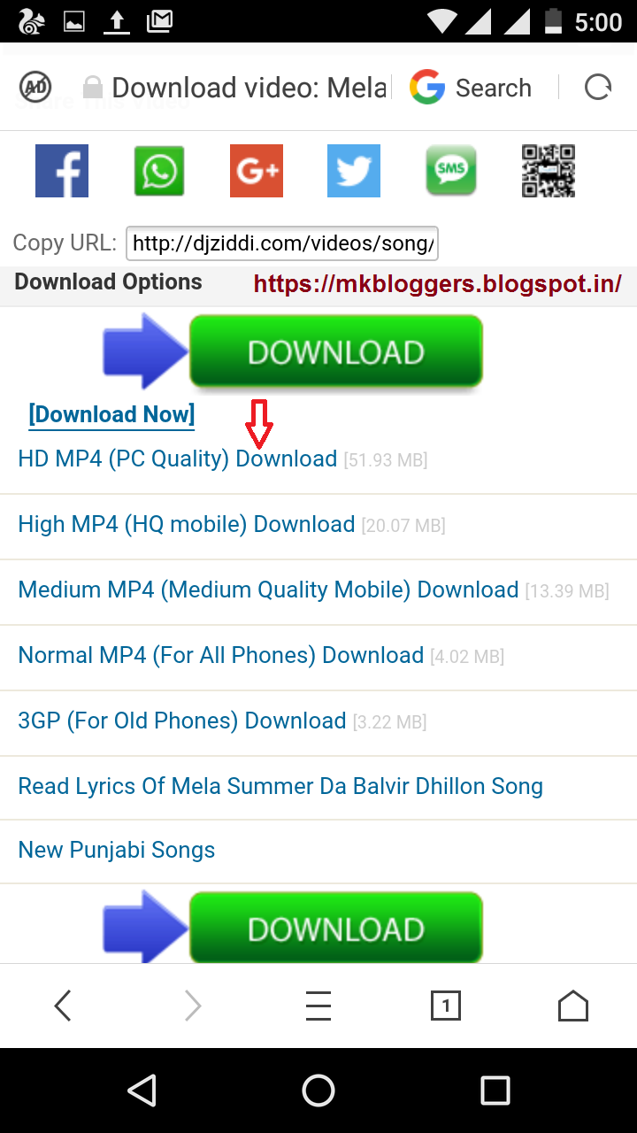 Uc Browser Download Mp4