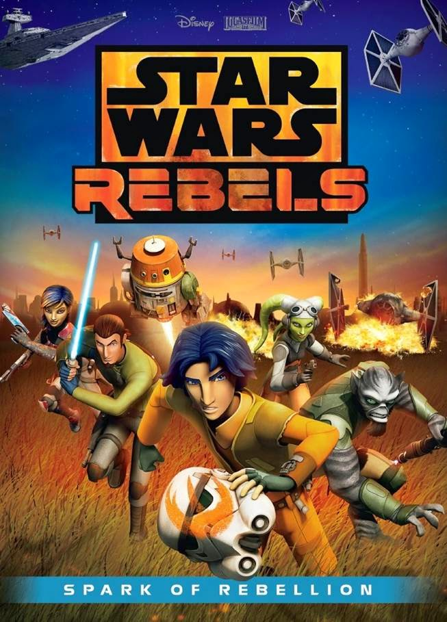 star wars, rebels, movie, review, Dvd, new release, Disney, kids, family, Animated, Action, Adventure, Science Fiction