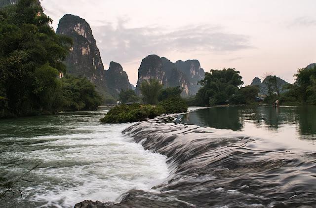 La rivière Yulong