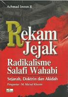 Download Buku Rekam Jejak Radikalisme Wahabi