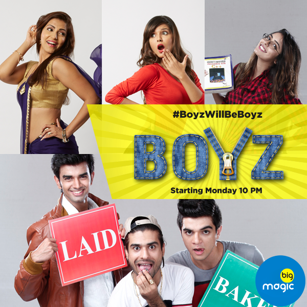 'Boyz' Big Magic Upcoming Show Wiki Story |StarCast |Promo |Timing |Song |Pics