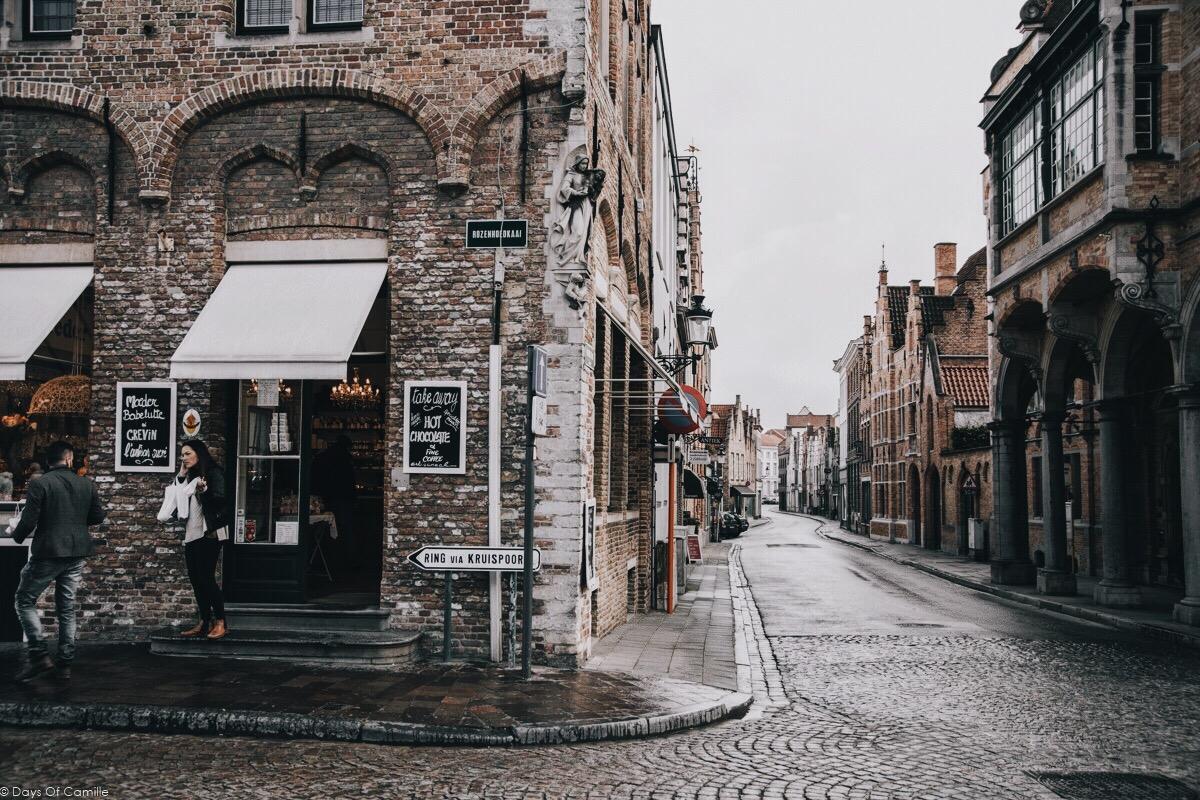 Une balade à Bruges