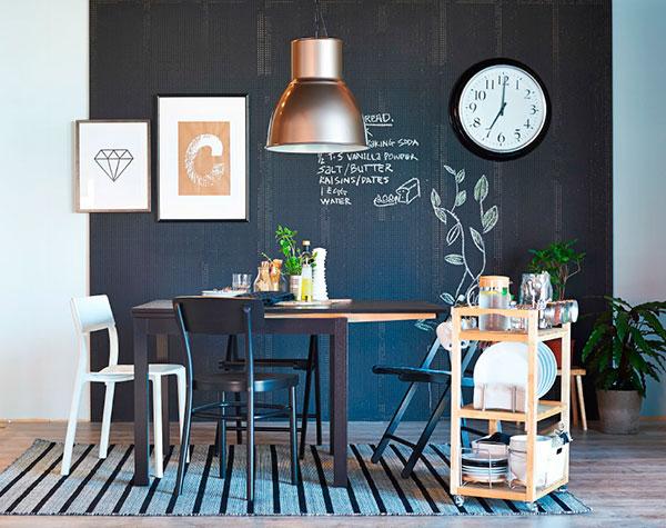 Koti kolmelle  Sisustusblogi Toimiva keittiö #IKEA