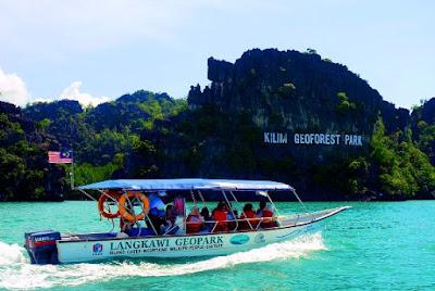 Taman Kilim Geoforest Park Tempat menarik di Langkawi untuk dilawati