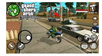 Descargar GTA San Andreas Lite Para Android APK Full Espaol