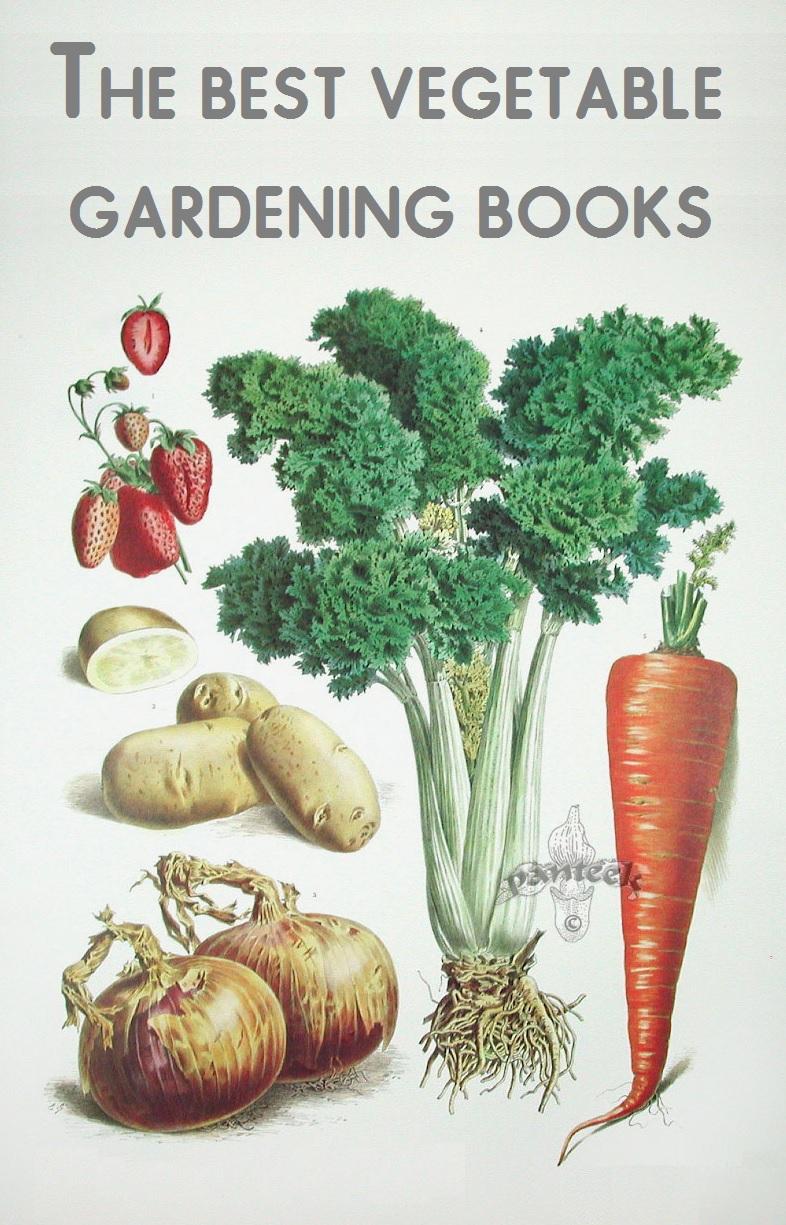 The Best Vegetable Gardening Books That Should Belong On Every Gardener S Bookshelf