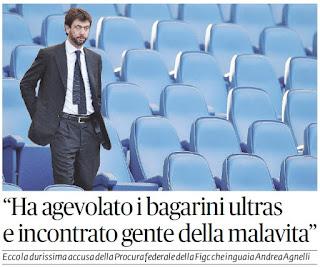 Andrea grasso: Vi spiego perché non tiferò la Juventus