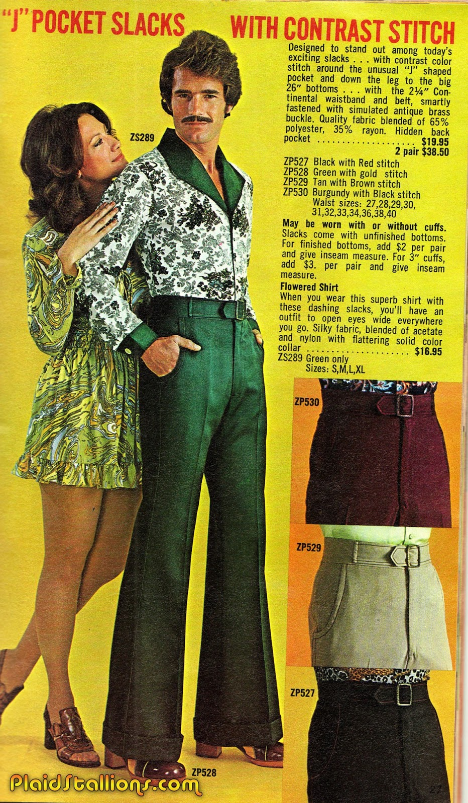 9ba0fde1b554 Plaid Stallions   Rambling and Reflections on  70s pop culture  J ...