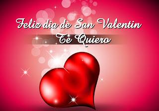 Tarjetas dia de San Valentin