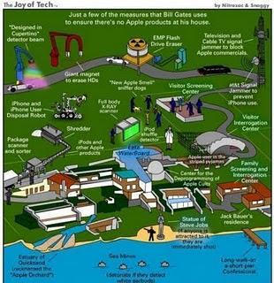 5 fakta gila tentang rumah bill gates