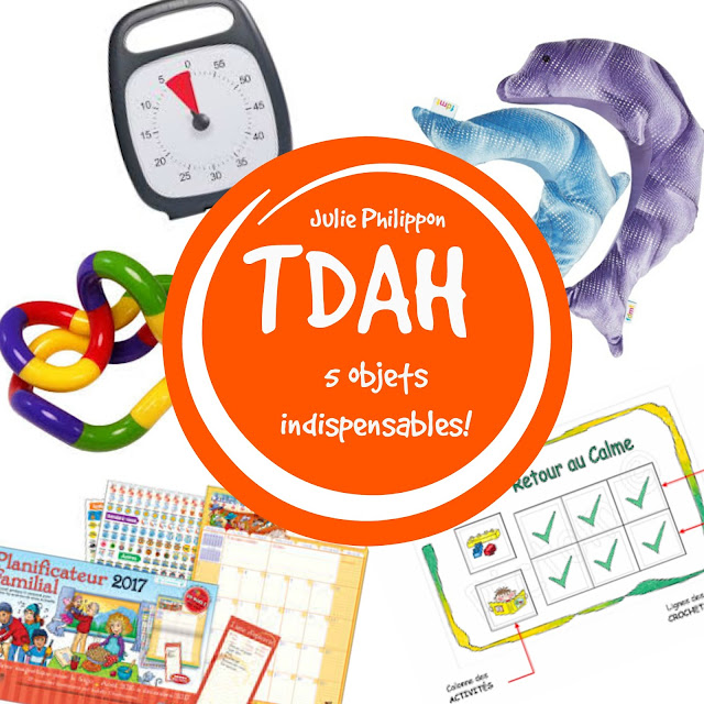 TDAH: 5 objects indispensables!