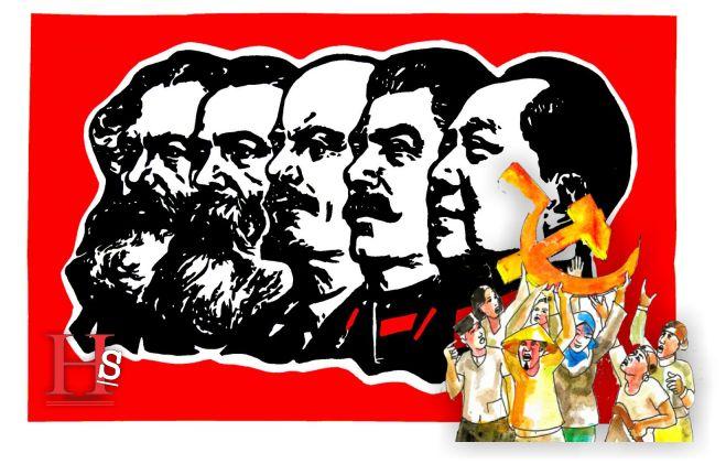 Komunis Di Sana Sini