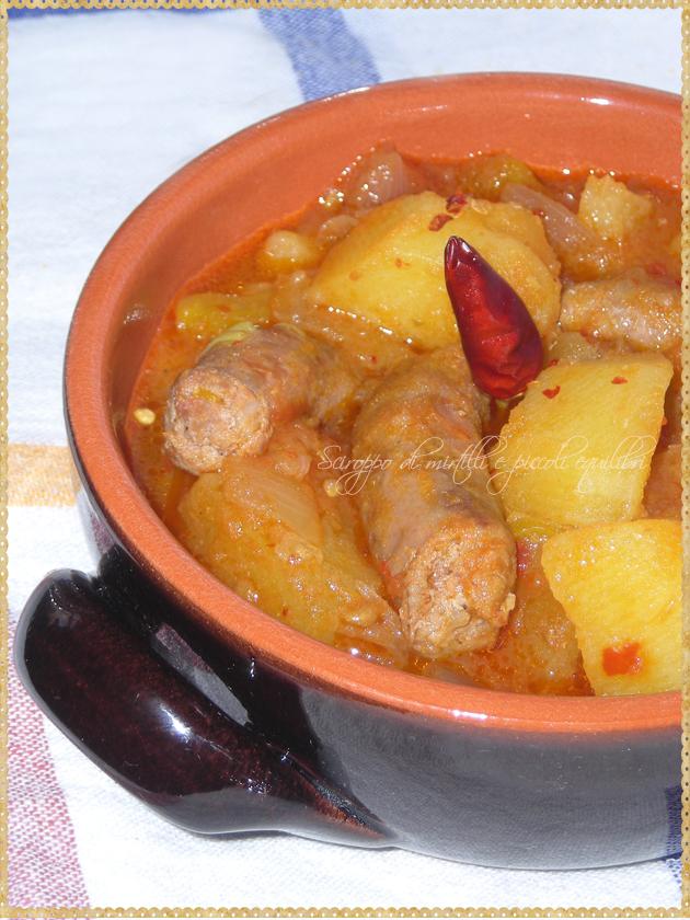 Patate alla Riojana