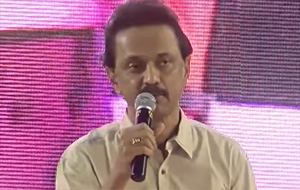 Dmk is the Ruling Party and Opposition Party – MK Stalin Addressing Sowcarpet North Indian people