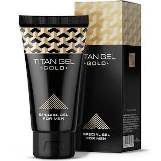 Titan Gel Gold Original Russia