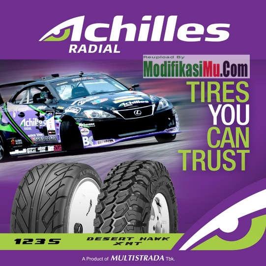 Achilles Tires You Can Trust - Update Daftar Harga Ban Mobil Achilles Termurah Untuk Semua Ukuran Ring Pelek