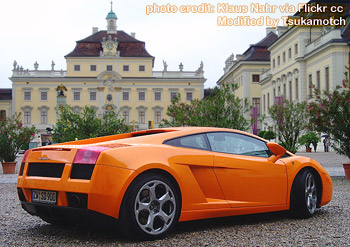 Lamborghini Gallardo photo credit by Klaus Nahr