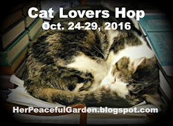 2016 Cat Lovers Bloghop