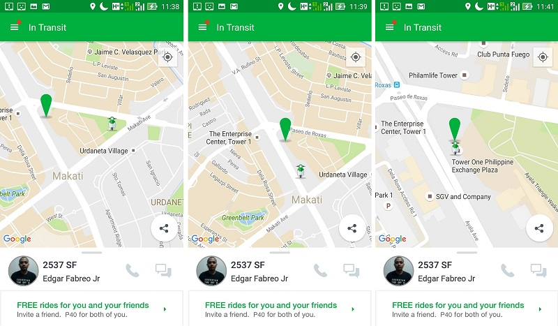 grab express review, how to use grab express
