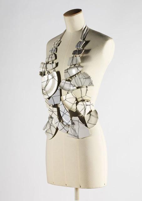 Maison Martin Margiela - A/W 1989 - porcelain vest