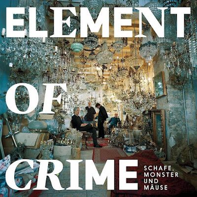Element Of Crime - Schafe, Monster und Mäuse
