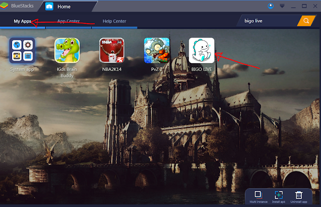 bluestacks-my-apps