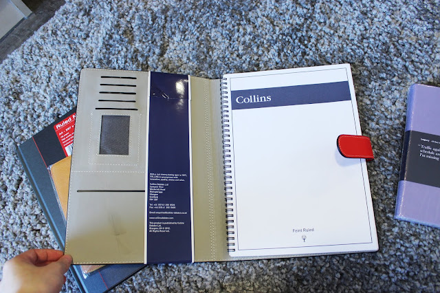collins debden review, collins debden blog review, collins debden notebook review, collins debden notebook, collins debden students review