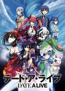 Anime Spring 2013 - Date A Live