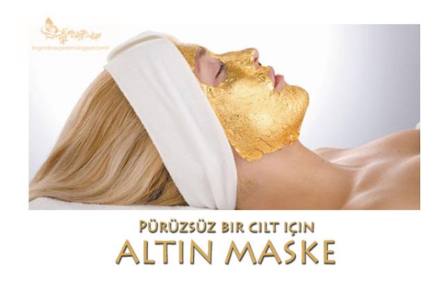 Shape Master Altın Maske Uygulaması