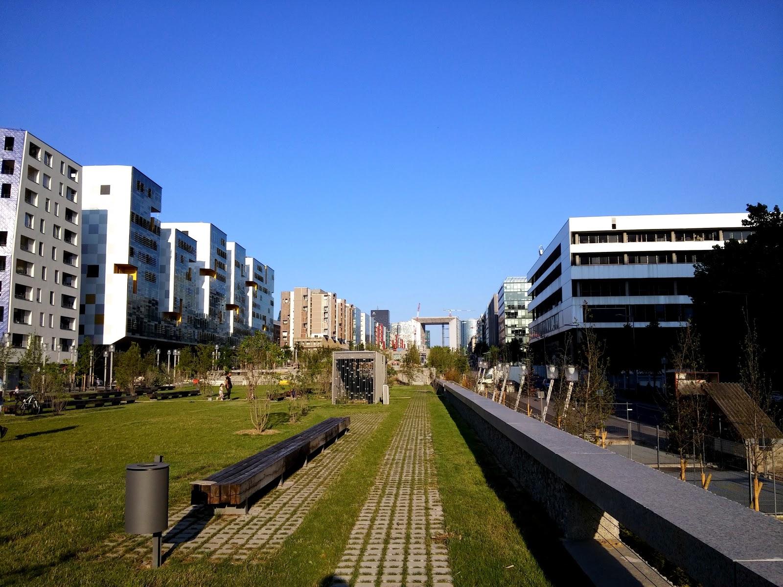 La ville de Nanterre vue autrement novembre 2011