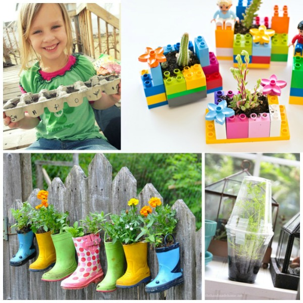 Gardening Activities for Kids | Growing A Jeweled Rose