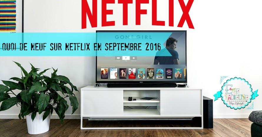 Quoi de neuf sur netflix pour septembre 2016 for Anne la maison aux pignons verts film