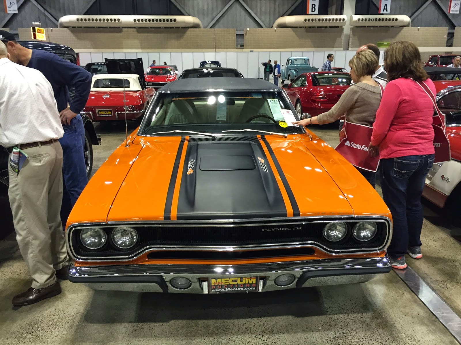 ASAP Transport Solutions News: The Mecum Auto Auction Was In KC This ...