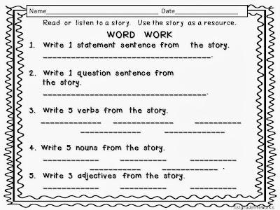 You Quack Me Up ELA & Math for First grade story vocabulary