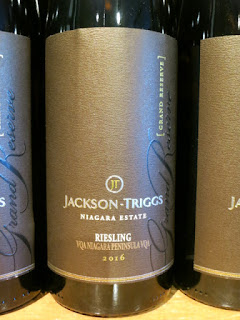 Jackson-Triggs Grand Reserve Riesling 2016 (88+ pts)
