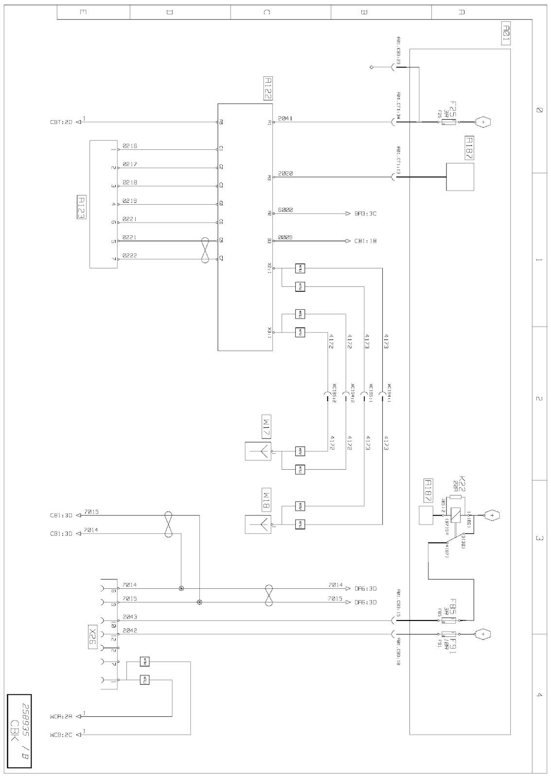 Wiring Diagrams Renault Trucks T Euro Vi Alarm Diagram Oct