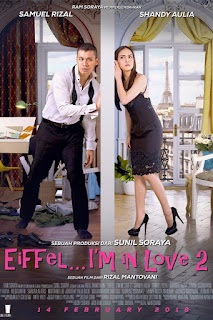 Download film Eiffel I'm in Love 2 (2018) WEB-DL Full Movie Gratis
