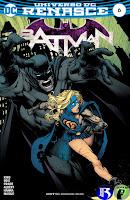 DC Renascimento: Batman #6