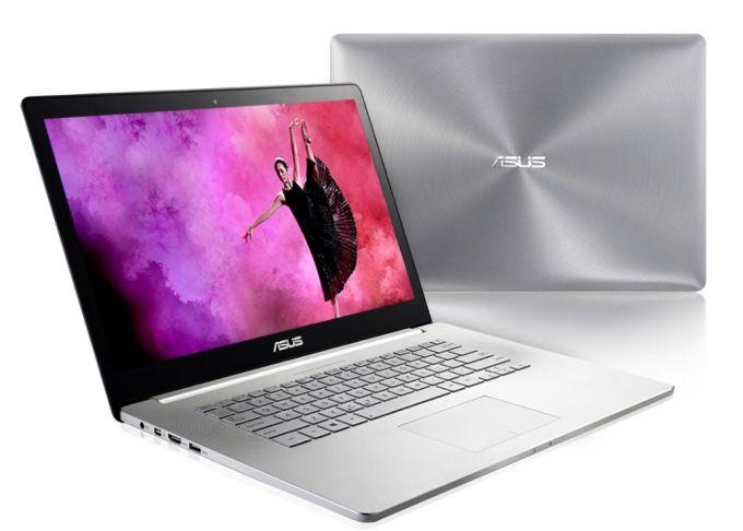 Asus Zenbook NX500, Notebook dengan Layar 4K