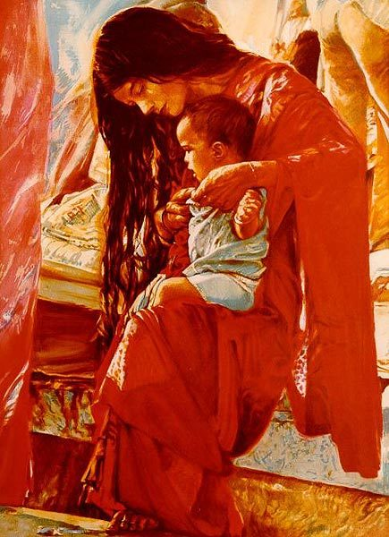 Awesome Paintings by 'Jose Luis Fuentetaja'