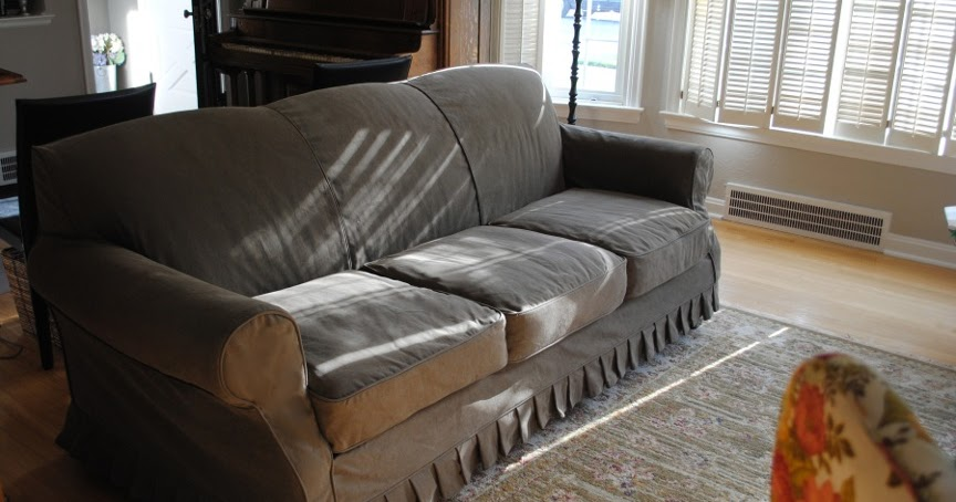 arhaus leather sofa recliner online cozy cottage slipcovers: slipcover for
