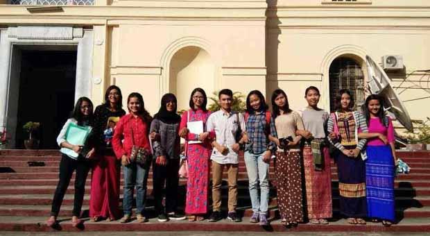 134 Mahasiswa dapat Beasiswa dari Uni Eropa dan Asean