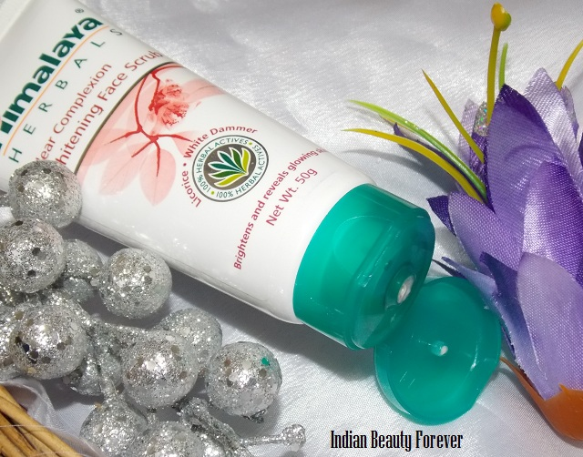 Himalaya Clear Complexion Whitening face Scrub Review