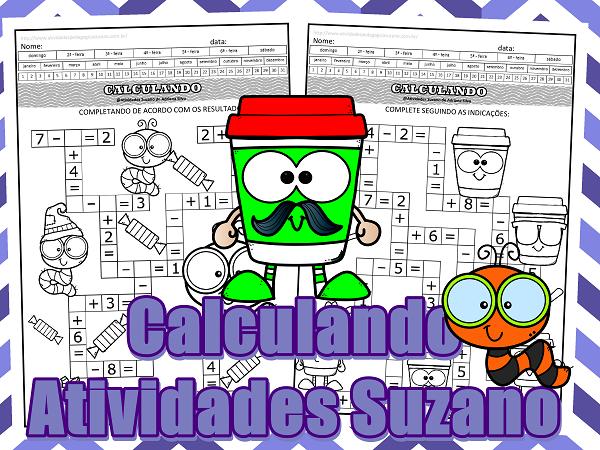 calculando-adição-subtração-atividades-suzano