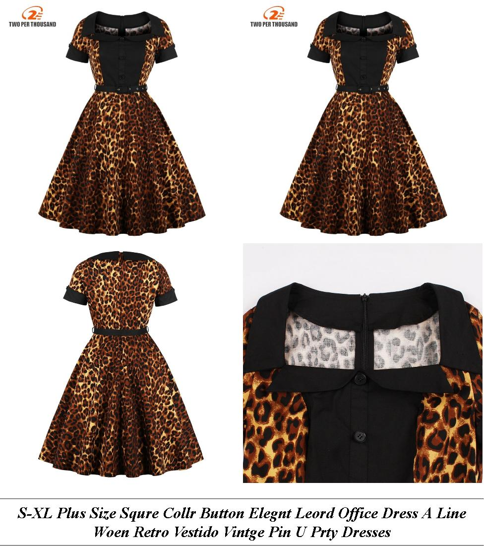 Casual Dresses - Online Sale India - Gold Dress - Cheap Clothes Uk