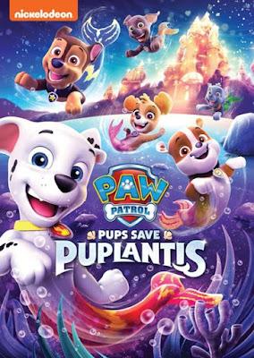 Paw Patrol: Pups save Puplantis [2019] [DVD R1] [Latino]