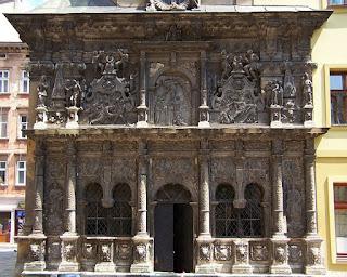 Kaplica Boimów Lwów